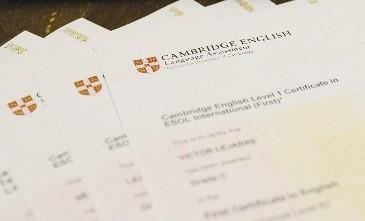 CORSO CAMBRIDGE KET-PET-FCE-CAE-CPE (docente madrelingua)